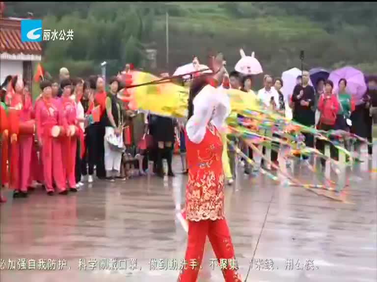 """南明山街道白岩村举办首届""""丰收节""""活动"""